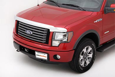 Ford F-150 AVS Chrome Bug Deflector