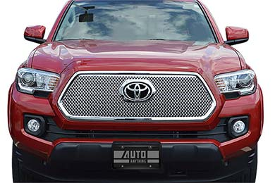 Black Horse Off Road Mesh Grilles