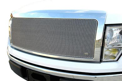 Chevy Tahoe GrillCraft MX Series Steel Mesh Grilles