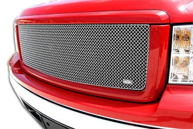 Ford F-350 GrillCraft SW Series Stainless Steel Mesh Grilles