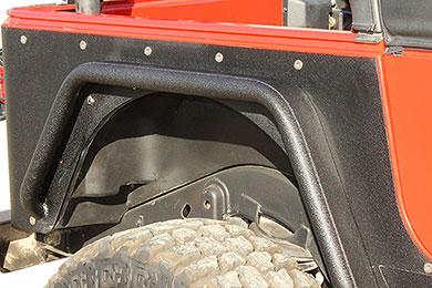 Jeep Wrangler ProZ Premium Rock Crawler Corner Guards