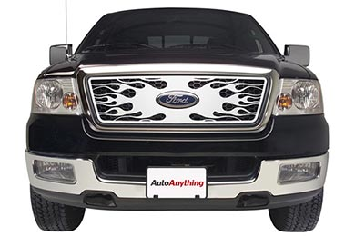 Ford F-150 Putco Inferno Grilles - Stainless Steel