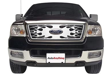 Dodge Ram Putco Inferno Grilles - Stainless Steel