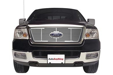 Ford F-350 Putco Liquid Billet Grille