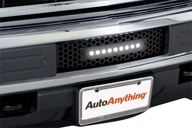 Ford F-150 Putco Luminix LED Punch Bumper Grille
