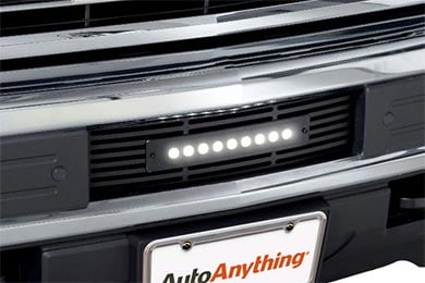 Ford F-150 Putco Luminix LED Shadow Billet Bumper Grille