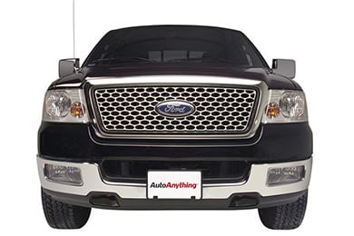 Ford F-350 Putco Punch Grille