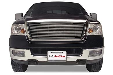 Ford F-350 Putco Shadow Billet Grille