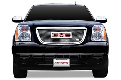 Chevy Tahoe Trim Illusions Stainless Steel Mesh Grille
