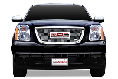 Nissan Armada Trim Illusions Stainless Steel Mesh Grille