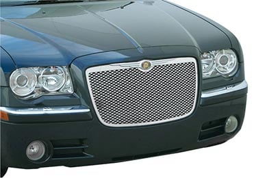 Street Scene Custom Grille Shell with Grille Inserts