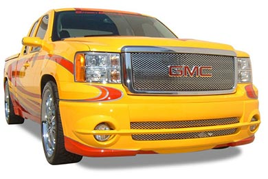 Chevy Avalanche Street Scene Main Speed Grille