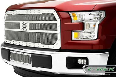 T-Rex X-Metal Studded Mesh Grille