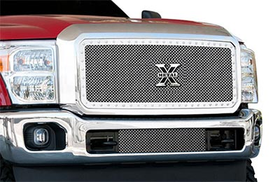 Ford Excursion T-Rex X-Metal Studded Mesh Grille