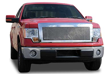 Ford F-350 T-Rex Upper Class Mesh Grille