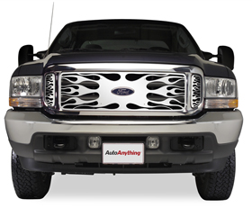 Ford F-250 Putco Inferno Grilles - Stainless Steel