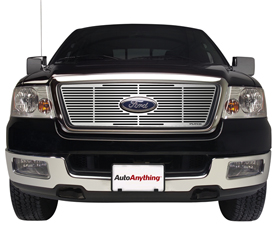 Ford F-150 Putco Liquid Billet Grille