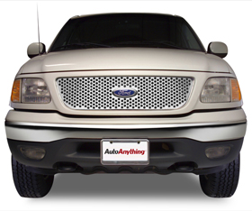 Ford F-150 Putco Punch Grille