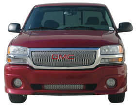 GMC Yukon Street Scene Main Speed Grille