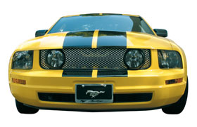 Ford Mustang Street Scene Main Speed Grille