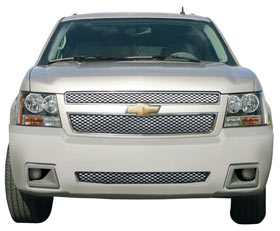 Chevy Tahoe Street Scene Main Speed Grille