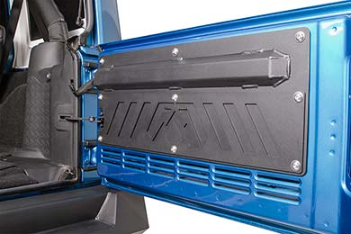 Fab Fours Jeep Rear Door Plate