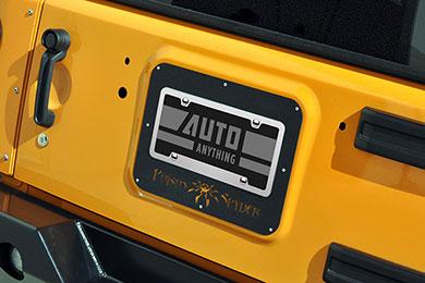 Jeep Wrangler Poison Spyder Tramp Stamp