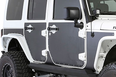 Smittybilt Mag Armor Magnetic Side Protection