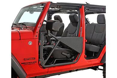 Smittybilt SRC Tubular Jeep Doors