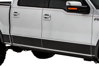 Chrysler 300 ICI U-Cut Universal Rocker Armor