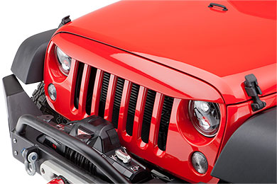 Jeep Wrangler NightHawk Light Brow