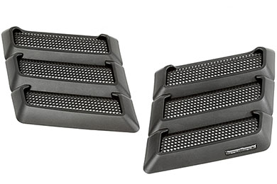Rugged Ridge Performance Hood Vents