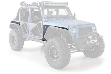 Jeep Wrangler Smittybilt XRC Body Armor Skins
