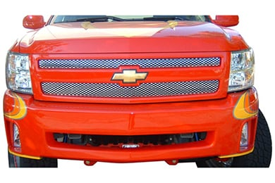 Ford F-350 Street Scene Front Bumper Covers