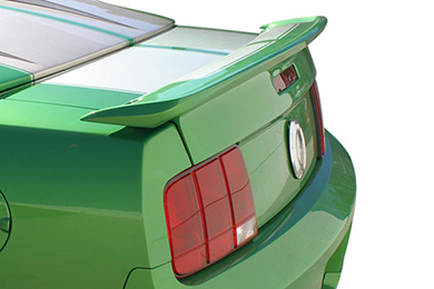 Ford Fusion Street Scene Rear Spoilers