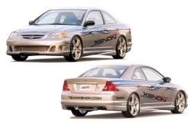 xenon 10200 01 03 Civic FR34