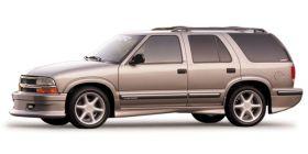 xenon 4140 98 03 S10 Blazer F34