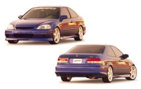 xenon 4360 99 00 Civic FR34