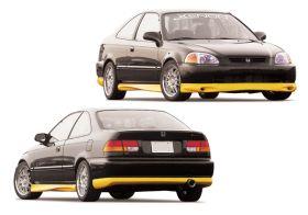 xenon 5710 96 98 Civic FR34