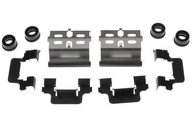acdelco disc brake hardware
