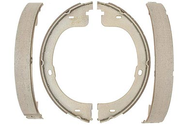 Dodge Charger ACDelco Parking Brake Shoes