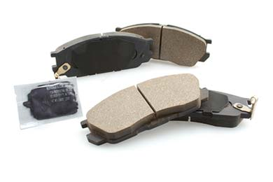 Lexus LX 450 ADVICS Brake Pads