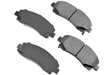 Chevy Corvette Akebono Brake Pads