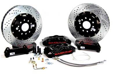 Chevy Corvette Baer Big Brake Kit