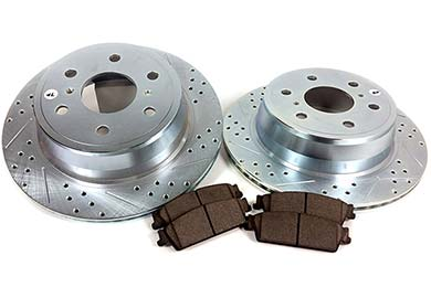 Chevy Corvette Baer Sport Brake Kits