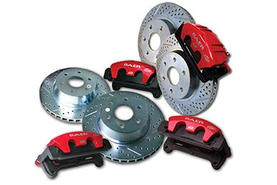 GMC Sierra Baer Aluma Sport Big Brake Kit
