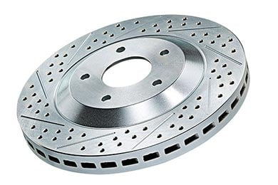 Chrysler Pacifica Baer Decela Sport Rotors