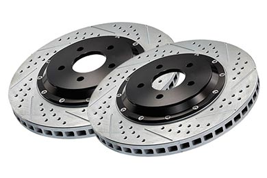 Ford F-150 Baer Eradi Speed Rotors