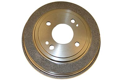 Nissan Frontier Beck Arnley Brake Drum
