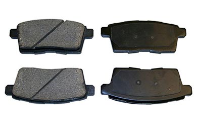 Honda Civic Beck Arnley Brake Pads